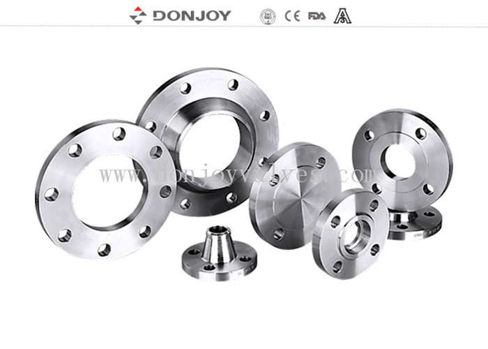 Stainless Steel Sanitary Fittings Industrial flange industrial weld reducing Tee