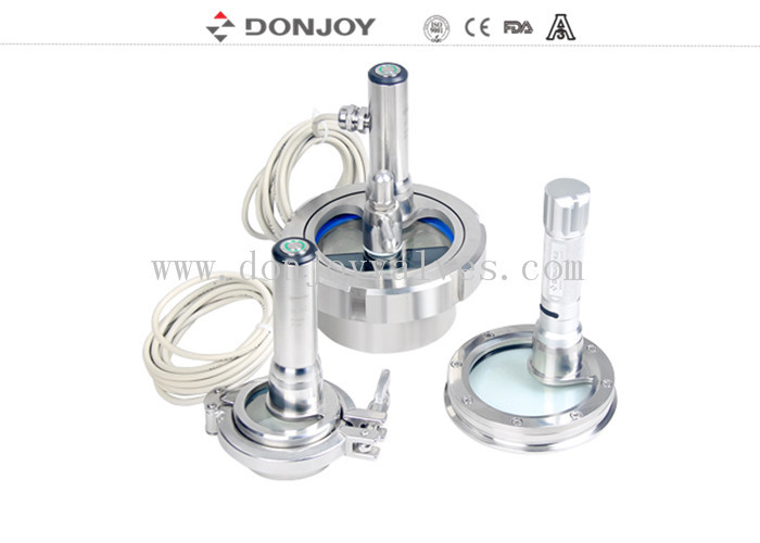 DONJOY Sight Glass shell multi-angle with explosion-proof design SS 304/316L